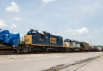 CSXT'S Atlanta Division Boyles Terminal Sub